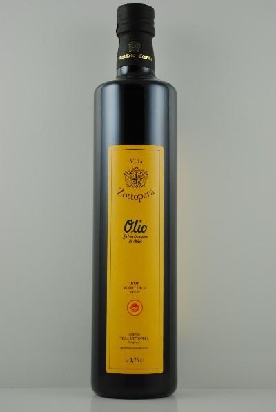 Olivenöl Extra Vergine, Zottopera